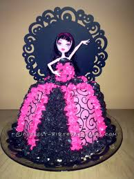 high cake ideas cool draculaura high cake high cakes