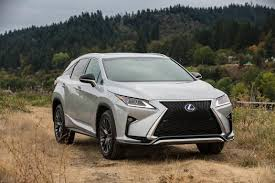 all new fourth generation 2016 lexus rx redefines segment with
