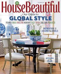 housebeautiful global design inspiration in house beautiful quintessence