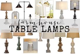 joanna gaines light fixtures farmhouse ls farmhouse style table ls at amazing prices