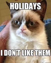Cat Christmas Memes - the best of grumpy cat s christmas smosh