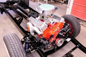Ford F100 1975 Swapping A Modern Chassis Under A Vintage Ford Rod Network
