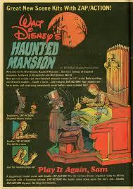 Vintage Halloween Ads Dr Theda U0027s Crypt Toys
