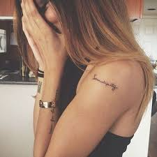 best 25 word tattoo placements ideas on pinterest arm tattoos