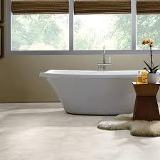 Vinyl Sheet Flooring For Bathroom Luxury Vinyl Flooring In Tile And Plank Styles Mannington Vinyl