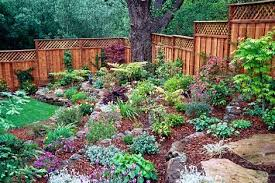 Garden Improvement Ideas Simple Tips For Hillside Landscaping Landscaping Ideas Yard