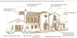 spanish colonial revival house plans escortsea