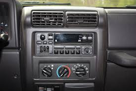 jeep audio upgrading a 2001 jeep wrangler stereo u2013 shanekirk com