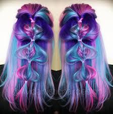 rainbow color hair ideas how to get amazing hair color donalovehair