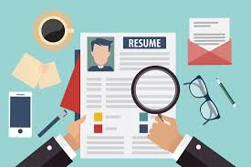 how to choose the best resume format for an intern resume