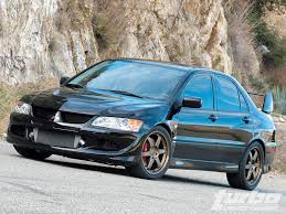 mitsubishi evo 8 wallpaper 2003 mitsubishi lancer evolution information and photos