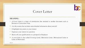 doc 638359 what is the meaning of cover letter u2013 cover letter