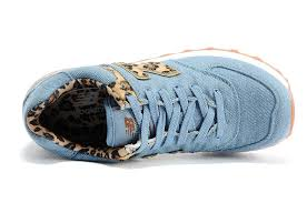 Blue Leopard Print Nice New Balance Denim Blue Leopard Print Wl574vv Women Shoes
