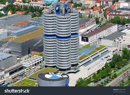 bmw museum munich germany june 12 bmw building stock photo 96421493