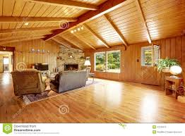 Log Cabin Home Decor Country Decorating Ideas For Classic And Modern Living Room With