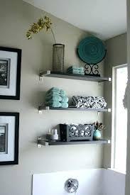 How To Decorate Bathroom Shelves Decorating Bathroom Shelves Ccode Info