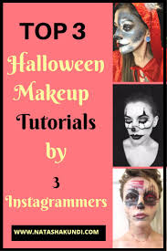 the 25 best scary halloween makeup ideas ideas on pinterest