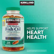 Kirkland Signature Patio Heater by Kirkland Signature Wild Alaskan Fish Oil 1400 Mg 230 Softgels