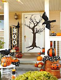 fall front porch decorating ideas door pinterest for decorations