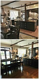 Hardwood Floor Kitchen by Best 25 Fake Hardwood Floors Ideas On Pinterest Reclaimed Wood