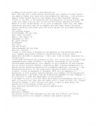 Cover Letter For New Job elementary teacher cover letter sample middle