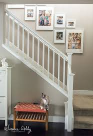 wall ideas stairway wall decor creative staircase wall
