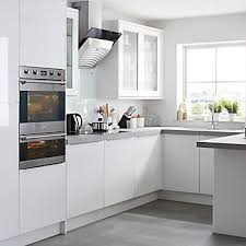 white gloss kitchen ideas contemporary kitchen design ideas ideas advice diy at b q