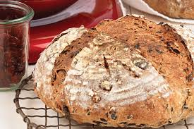 wild rice pecan and dried cranberry bread recipe king arthur flour