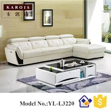 Sofa L Shape Online Buy Wholesale L Shape Leather Sofa From China L Shape