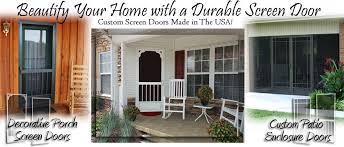 Custom Patio Door Screen Doors Ellicott City Md Patio Doors Porch Front Pca Products