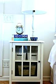 table with drawers and shelves target bedside table home goods nightstands nightstand table with
