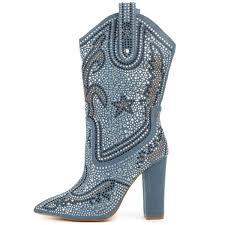 womens boots size 12 medium lyst mid calf boots shop s mid calf boots lyst