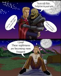 Dragon Age Meme - dragon age outtake no 1 by littlegoblet on deviantart
