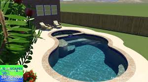 Swimming Pool Design Software by Vip Suite 3d Swimming Pool Design Software Youtube
