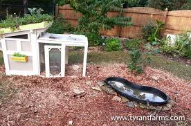 how to build a backyard pond with a diy biofilter tyrant farms