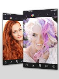 snap hair snap dye hair color changer recolor to dye hair on the app store