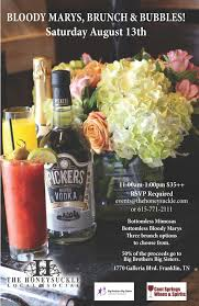 city of franklin tn halloween bloody marys brunch and bubbles benefit presented by big brothers