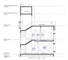 10x10 Kitchen Floor Plans by One Wall Kitchen Floor Plans Pueblosinfronteras Us