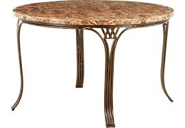wood and metal round dining table metal round dining table alegra tables 2 bmorebiostat com
