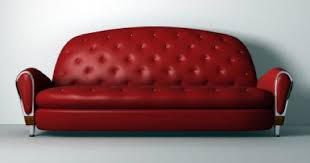 Bright Red Sofa In The Seat 10 Bright Red Couch Designs
