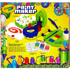 crayola paint maker kids creativity paint kit walmart com