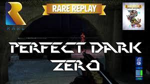 lazy play perfect dark zero for the xbox 360 rare replay xbox one