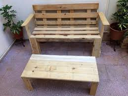 Wooden Pallet Bench Cheap Ideas To Upcycle Old Wooden Pallets Recycled Things