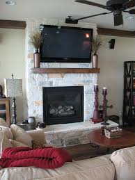Country Fireplace Screens by White Oak Country Ledgestone By Boral Cultured Stone With Wood