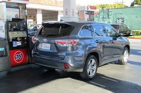 mileage toyota highlander 2014 toyota highlander limited term road test mpg