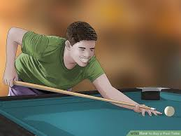 buy pool table near me how to buy a pool table 9 steps with pictures wikihow