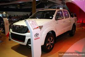 toyota philippines toyota hilux trd sportivo front three quarter at the 2014