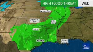 Oklahoma Weather Map Storm Rages In Texas Louisiana And Arkansas Residents Urged To