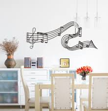 display your passion for music inside your home interior design music note decor