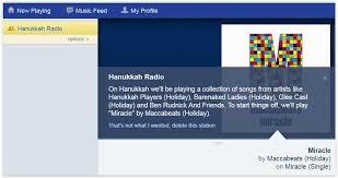 radio hanukkah how to a high tech hanukkah pcmag